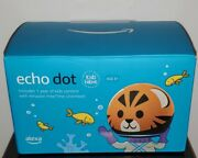 All-new Echo Dot 4th Gen. Kids Edition Designed For Kids, Tiger Edition