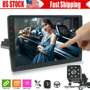 10.1 Car Stereo Android 10.1 1din Wifi 2 + 16gb Touch Screen Mp5 Parking Camera