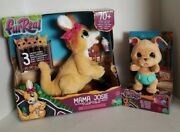 Mama Josie The Kangaroo 70+ Sounds And Reactions Interactive Toy Furreal
