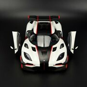 118 Koenigsegg One1 Supercar Collector Edition Diecast Model Race Car Toy Gift