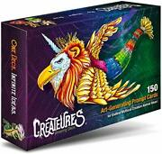 Mythical Creatures Drawing Game And Animal Art Ideas. 150 Prompt Cards For All ...