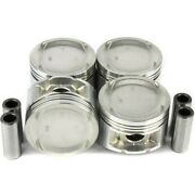 P219 Dnj Set Of 4 Pistons New For Honda Accord Odyssey Prelude Acura Cl Oasis
