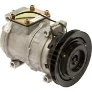 6511523 Gpd A/c Ac Compressor New For 300 Le Baron With Clutch Dodge Neon 300m