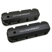241-281 Holley Valve Covers Set Of 2 New For Chevy Suburban Express Van Pair