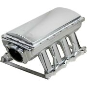 833151 Holley Intake Manifold New For F150 Truck Ford F-150 Mustang 2011-2015
