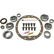 Yk Gm8.5-hd Yukon Gear And Axle Differential Installation Kit Rear New For Chevy