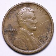 1909-s Lincoln Wheat Cent Penny Choice Xf Free Shipping E564 Jpr