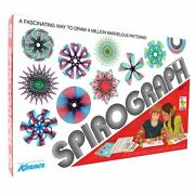 Spirograph Retro Deluxe Set – Reproduction Of The Classic 1970s Deluxe Set – ...