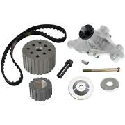 Small Block Chevy Adjustable Water Pump With Gilmer Drive