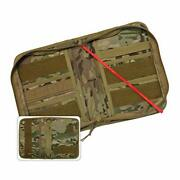 Military Style Medium Bible Cover And Organizer For Men - Personalize Your Camo...