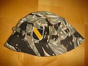 Tiger Stripe Bonnie Hat Us 5th Special Forces Group Airborne