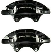 Set-ac1722619-f Ac Delco Brake Calipers 2-wheel Set Front Driver And Passenger New