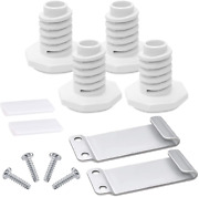 Dryer Stacking Kit Compatible With Whirlpool Washer And Dryer W10298318rp