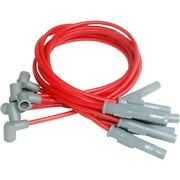 31379 Msd Spark Plug Wires Set Of 8 New For Chevy Suburban Express Van Camaro Ii