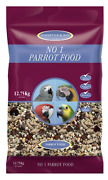 No 1 Parrot Food 12.5kg Aviary Bird Food Seed From Johnstone And Jeff Limited
