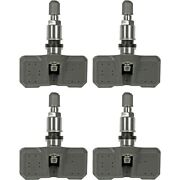 Set-rb974002-4 Dorman Tpms Sensors Set Of 4 New For 300 Town And Country Jeep