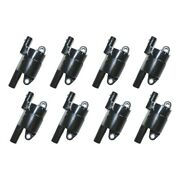 Set-wkp9201062-8 Walker Products Ignition Coils Set Of 8 New For Chevy Suburban