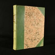 1837 Theoretical And Practical Treatise On The Five Orders Of Architecture Il...