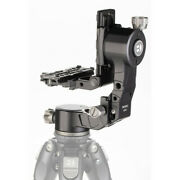 Benro Gh2f Folding Travel Style Gimbal Head With Camera Plate 14 Lb Load