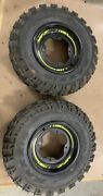 Yamaha Yfz450r Stock Front Wheels And Tires
