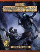 Black Ind Wfrp 2nd Ed. Paths Of The Damned 3 - Forges Of Nuln Ex