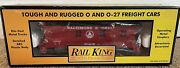 Mth Railking Baltimore And Ohio Woodsided Caboose 30-7723 Obx
