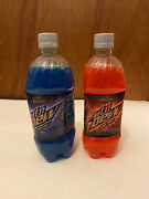 World Of Warcraft Mountain Dew Limited Edition Unopened Two 2 Bottles. New