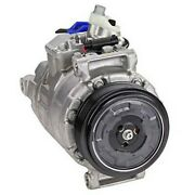 471-1466 Denso A/c Compressor New For Mercedes C Class Cl Clk Cls E With Clutch