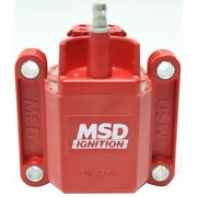 8226 Msd Ignition Coil New For Chevy Olds S10 Pickup S-10 Blazer Suburban Savana