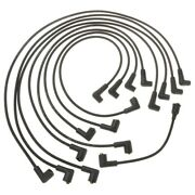 908w Ac Delco Set Of 8 Spark Plug Wires New For Chevy Suburban Express Van Jimmy