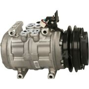 58338 4-seasons Four-seasons A/c Ac Compressor New For Mercedes 420 With Clutch