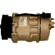 10000552 Valeo A/c Ac Compressor New For Vw With Clutch Volkswagen Beetle Jetta