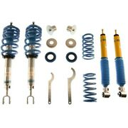 48-169301 Bilstein Coil Over Kits Set Of 4 Front And Rear New For Audi A4 Quattro