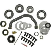 Yk C8.75-e Yukon Gear And Axle Differential Installation Kit Rear New For Ram Van