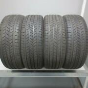 235/50r20 Michelin Primacy A/s 100v Tire 9/32nd Set Of 4 No Repairs