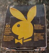 1995 Playboy Trading Cards 1st Edition Box Donald Trump Card Sealed Packs Inside