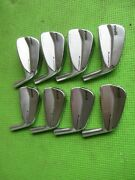 Ping Blueprint Forged 3-pw Iron Head Set. Heads Only.