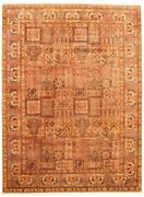 Hand-knotted Carpet 9and0392 X 12and0393 Masterpiece Traditional Wool Rug