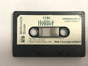 The Hobbit Game Commodore 64 C64 Melbourne House George Allen And Unwin