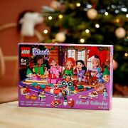 Lego Friends Advent Calendar - 41420 Playset Toy Xmas Gift For Kid's S1