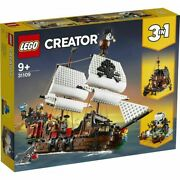 New 2020 Lego 31109 Creator Pirate Ship Brand New Sealed Christmas Gift Toys S