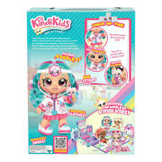 Kindi Kids Fun Time Doll - Dr Cindy Pops Fun Play Friends Xmas Gift For Kid'ss1