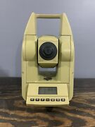 Leica Wild Tc500 Total Station And Carrying Case