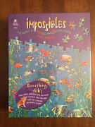 Impossibles - Something Fishy Puzzle With No Edge By Bepuzzled - 750+5 Pieces