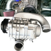 Steel Aluminum Supercharger For Cherokee Toyota Previa Buick Gl8 Hoverengine