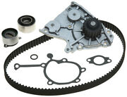 Engine Timing Belt Kit With Wate Fits 1987-1993 Mazda B2200 626,mx-6 Acdelco Pr