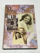 Signed Peggy's Story Peggy Winstead Rocky Mount Nc Streets Where She Lived