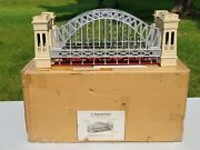 Hellgate Bridge 300 By T-reproductions For Standard Or O Gauge With Box