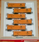 Walthers 932-952 40' Wood Ice Reefer 6-pk Western Fruit Express Great Northern