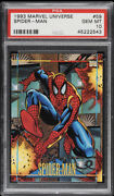 1993 Marvel Universe - Spider-man 59 - Psa 10 Curated And Stored At Pwcc